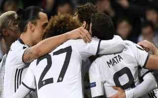 Calciomercato: inter  manchester united