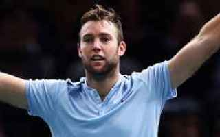 tennis grand slam atp finals jack sock