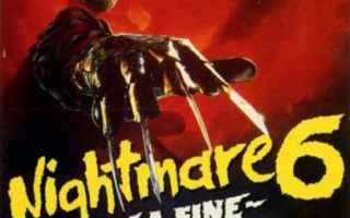 anni 80  nightmare  horror  paura