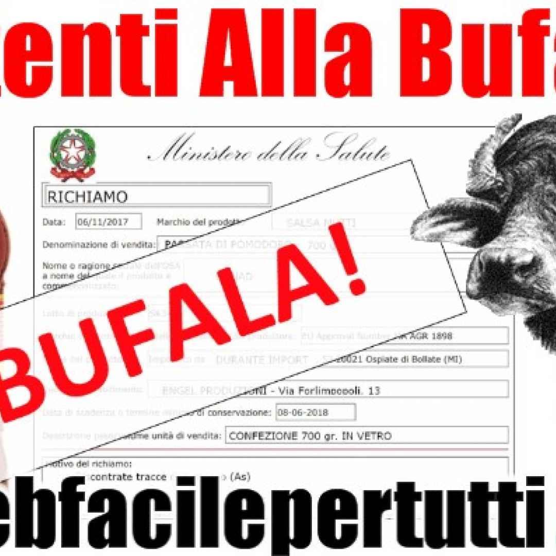 whatsapp  bufala  mutti  passata  pomodori