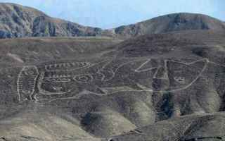 Arte: nazca  orca  geoglifi  arte  mistero