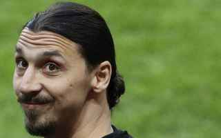 Calcio: inter  ibrahimovic