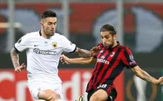 Serie A: inter  milan  ricardo rodriguez