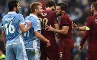 Serie A: roma  lazio  derby  serie a