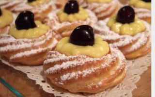 Ricette: Dolce tipico calabrese - Zeppole di San Giuseppe: la ricetta
