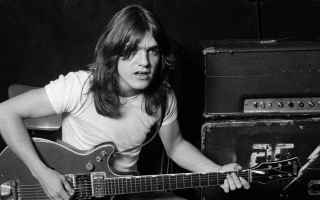morto  malcolm young  ac/dc  acdc