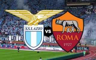 Serie A: roma  lazio