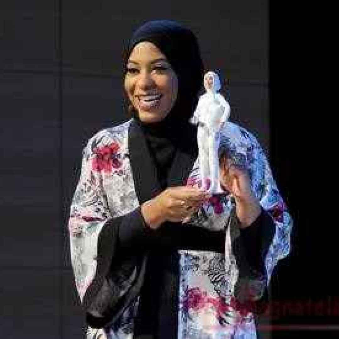 hijab  barbie  ibtihaj muhammad