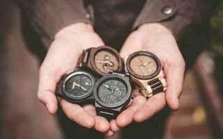 Moda: orologi  legno  orologi legno