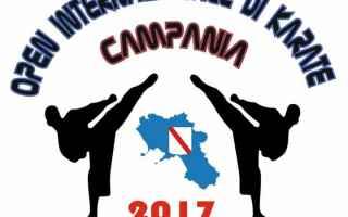 Napoli: karate  campania  fijlkam  gendolavigna