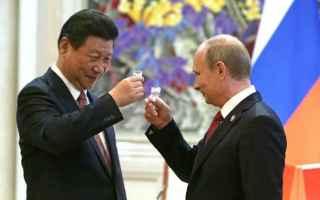 Politica: democrazie  liberali  crisi  russia cina