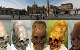 Roma: vaticano  alieni  teorie