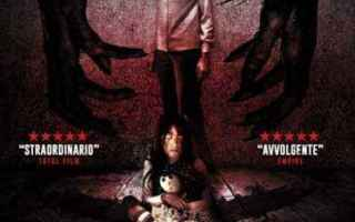 horror dvd  under the shadow