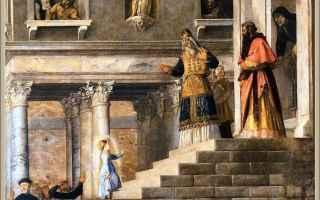 Religione: maria  presentazione  signore  tempio