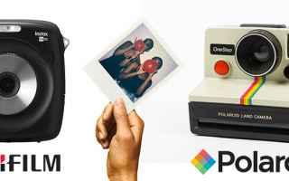 polaroid fujifil fotografia