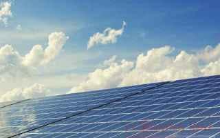 Ambiente: Quando ecosostenibile vuol dire fotovoltaico