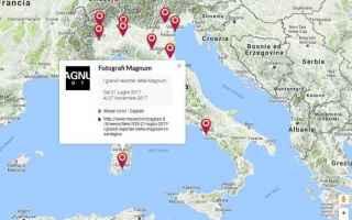 Mostre e Concorsi: mappa italia fotografia mostra cultura