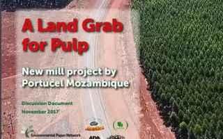 Ambiente: protesta ambiente mozambico