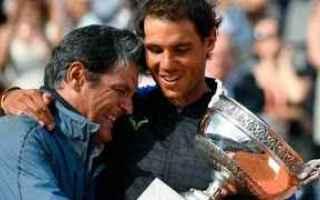 Tennis: tennis grand slam news toni rafa