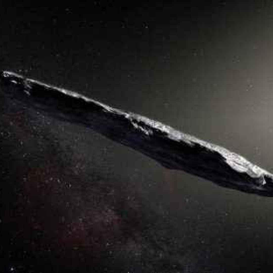 spazio  scienza  asteroidi  misteri