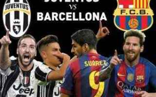 Champions League: juventus  barcellona  champions league