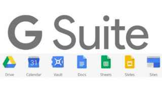 Google: g suite cloud gmail drive