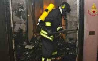 Cronaca Nera: incendio  omicidio  livorno
