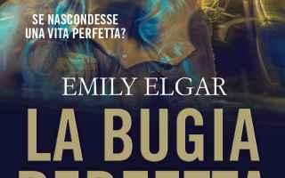 Libri: emily elgar  la bugia perfetta  fanucci