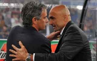 Serie A: inter  spalletti  mourinho