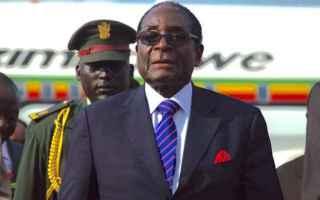 zimbabwe  politica estera