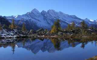 Viaggi: piemonte  gran paradiso  parco