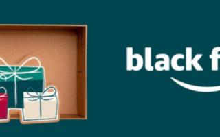 Amazon: black friday  amazon  offerte  promo
