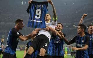 Serie A: inter  icardi  inzaghi  vieri  totti
