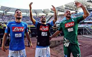Serie A: napoli  record  serie a
