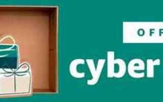 Amazon: amazon cyber monday sconti