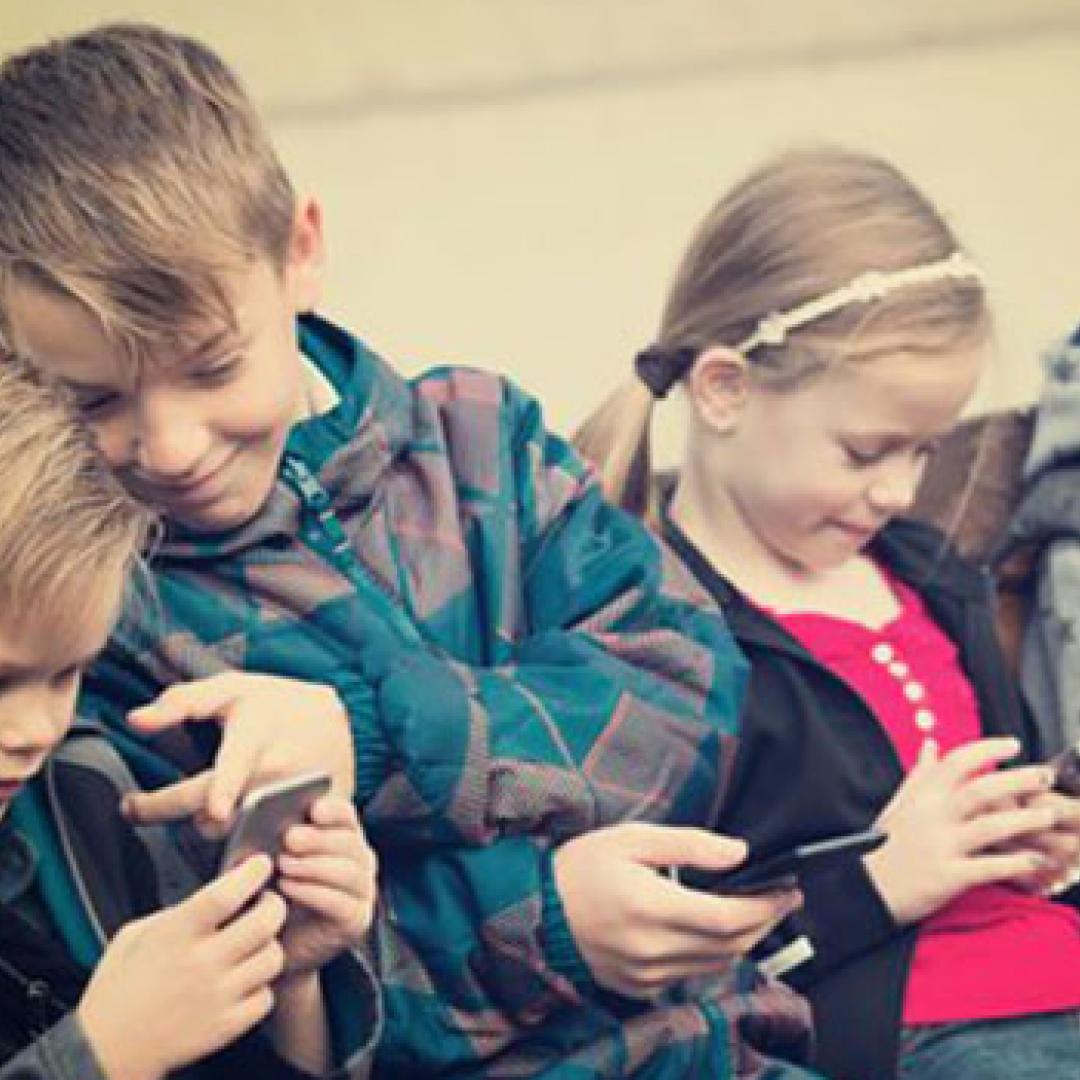 sordità  bambini  cellulare