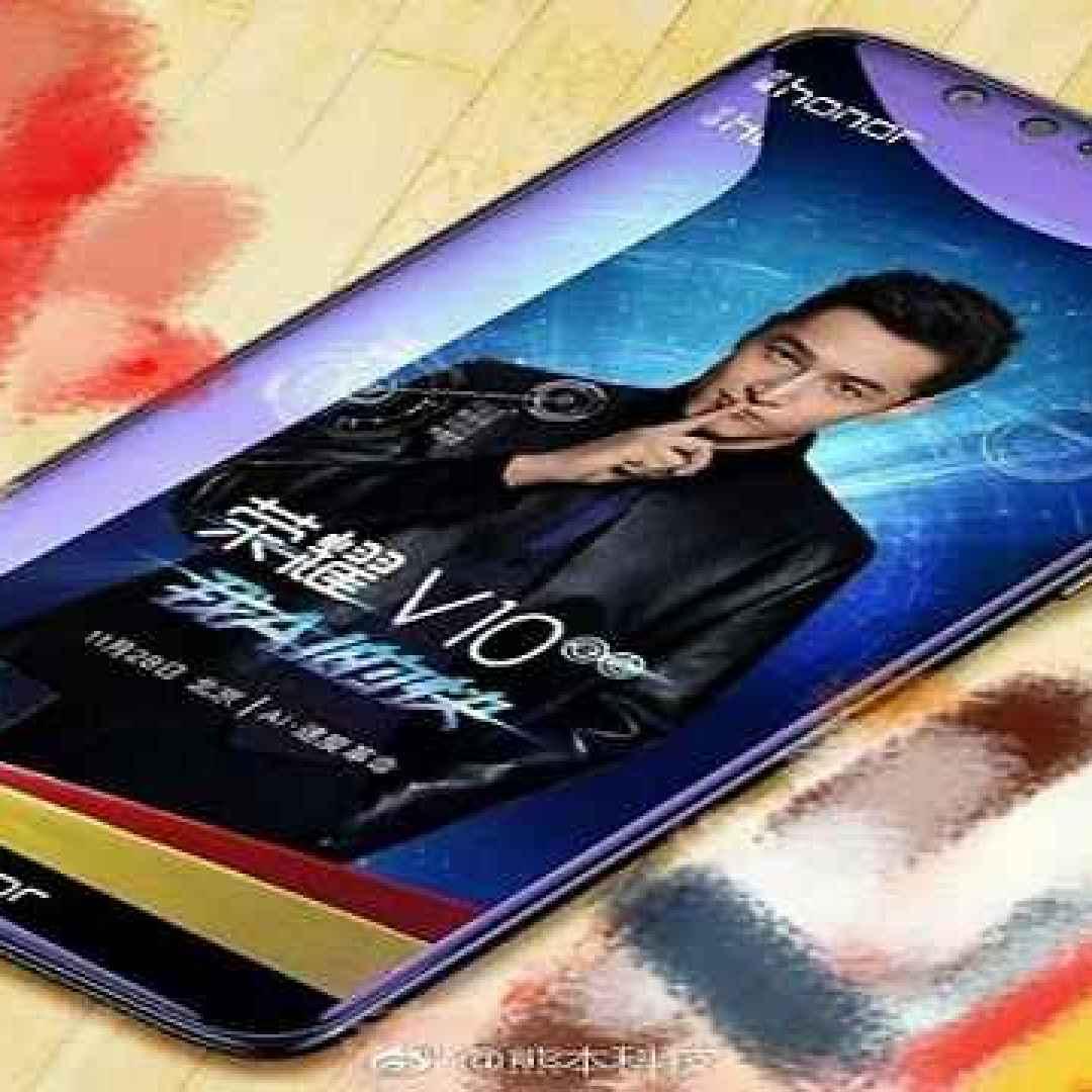 honor  honor v10  huawei  smartphone