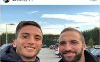 Serie A: higuain juventus calcio napoli serie a