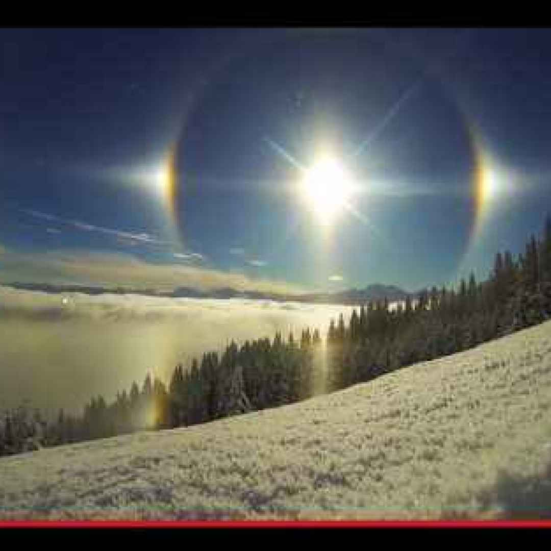 metereologia  sole  fenomeni  cielo