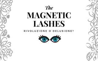 Bellezza: bellezza  ciglia finte  make up  donna