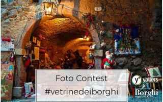 Mostre e Concorsi: contest fotografico  viaggi  borghi  fotografia  natale 2017
