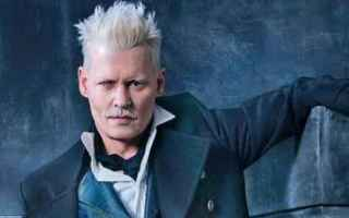 Cinema: animali fantastici  johnny depp  rowling