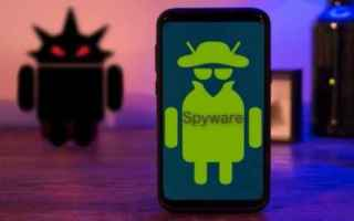 Sicurezza: google  spyware  android
