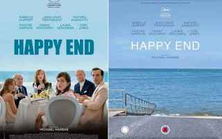 Cinema: happy end film cinema hank huppert