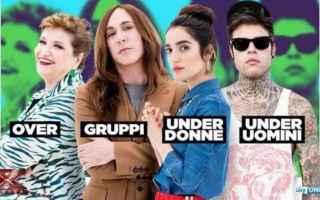 Tutto pronto per il sesto live di X Factor 11 che vedra` sfidarsi i cantanti rimasti in gara nelle v