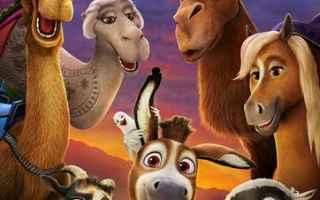 Cinema: cinema eroi del natale animazione
