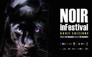 Cultura: noir in festival milano como thriller