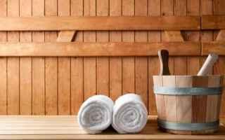 Forse non tutti conoscono la storia e le caratteristiche della cosiddetta doccia finlandese o sauna