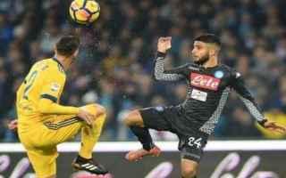 Serie A: napoli  juventus  sarri  insigne higuain