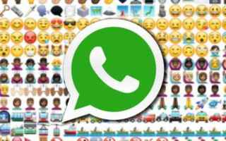whatsapp faccine emoticons